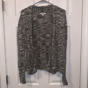 Christopher Banks Gray Knit  Small  sweater